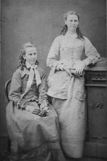 Rose and Mary Ann Naughton