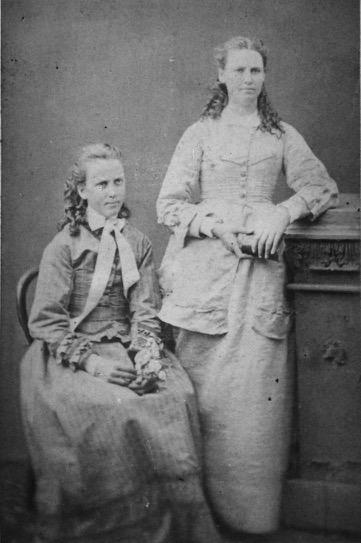 Rose and Mary Ann Naughton