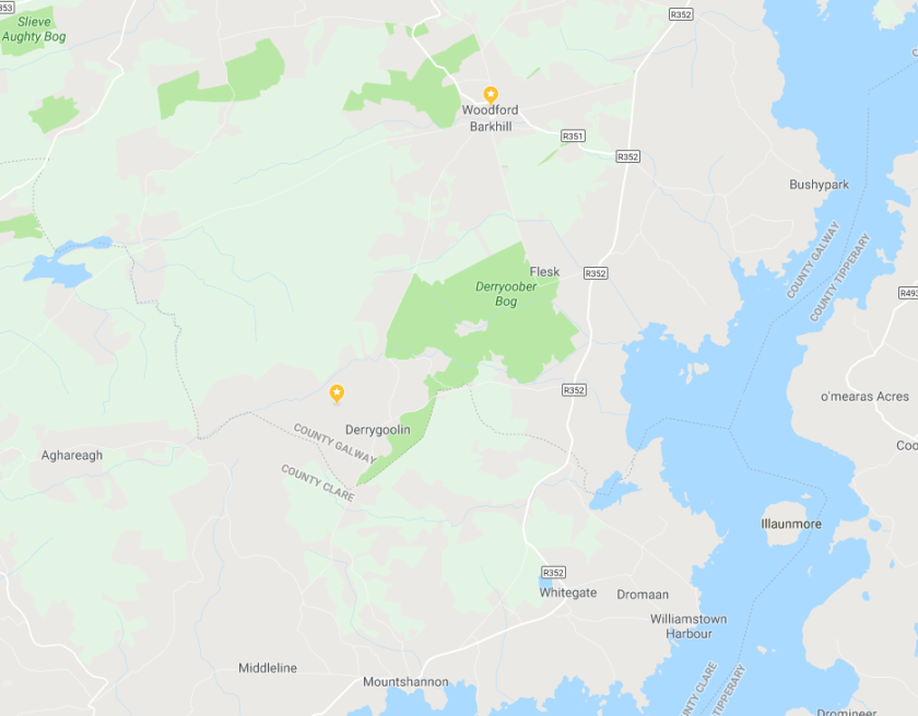 Derrygoolin